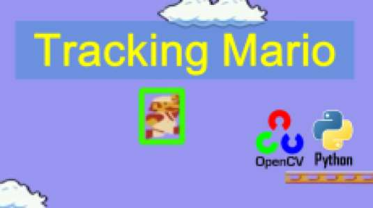How to track Mario in Python