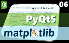 How to make a Matplotlib and PyQt5 based GUI