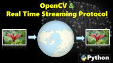 OpenCV and Real time streaming protocol (RTSP)